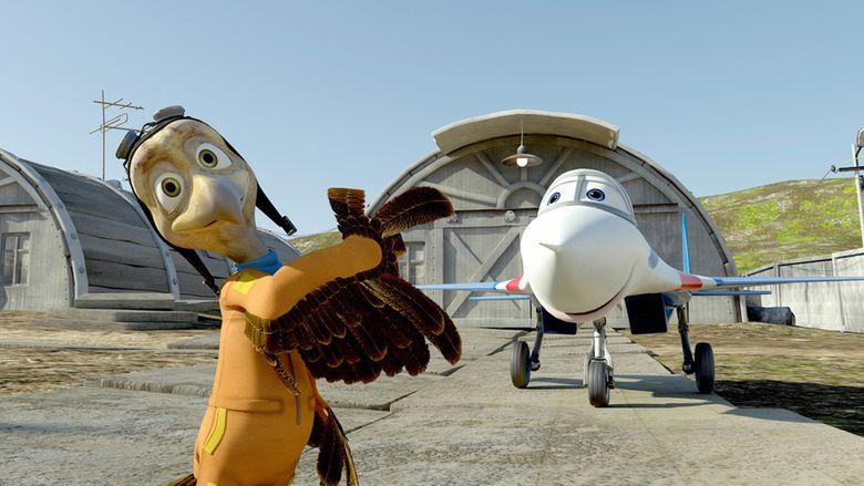 Wings (2012 film) movie scenes