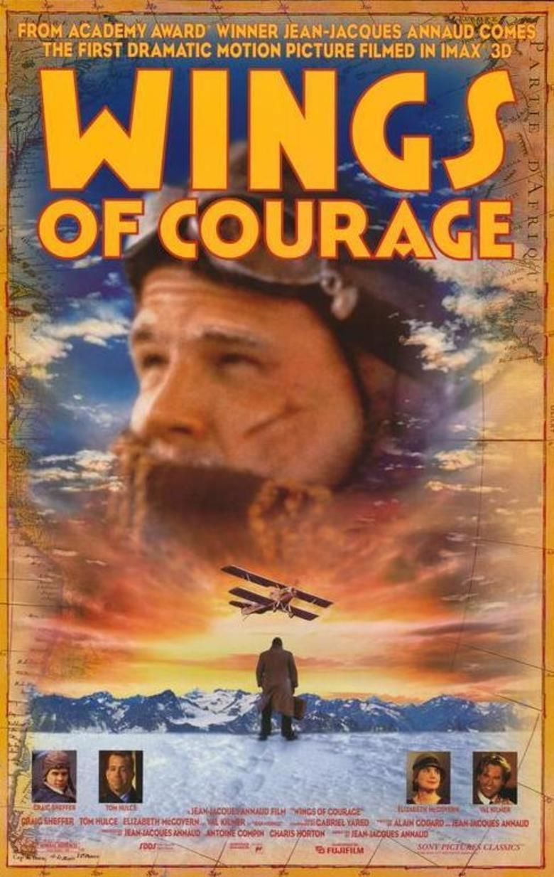 Wings of Courage movie poster