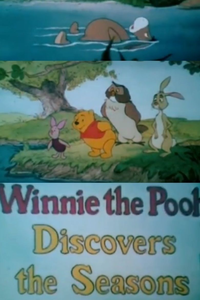Winnie the Pooh Discovers the Seasons movie poster