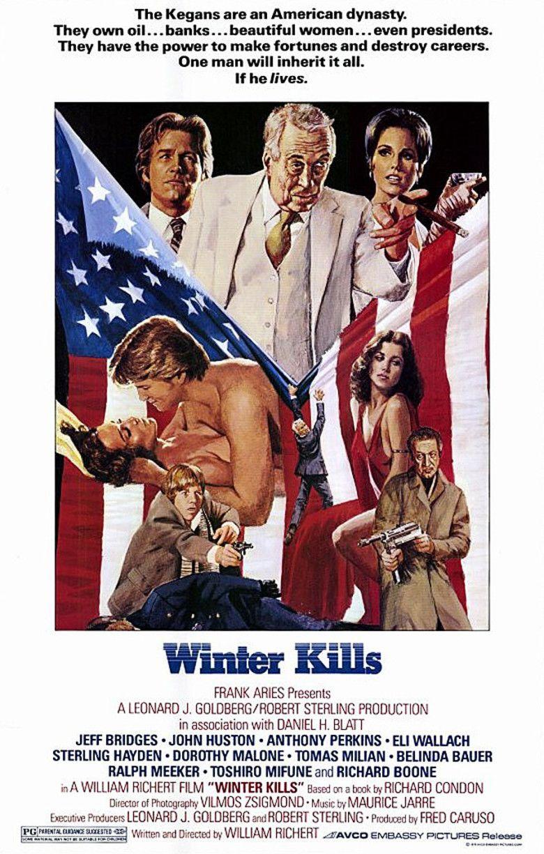Winter Kills (film) movie poster