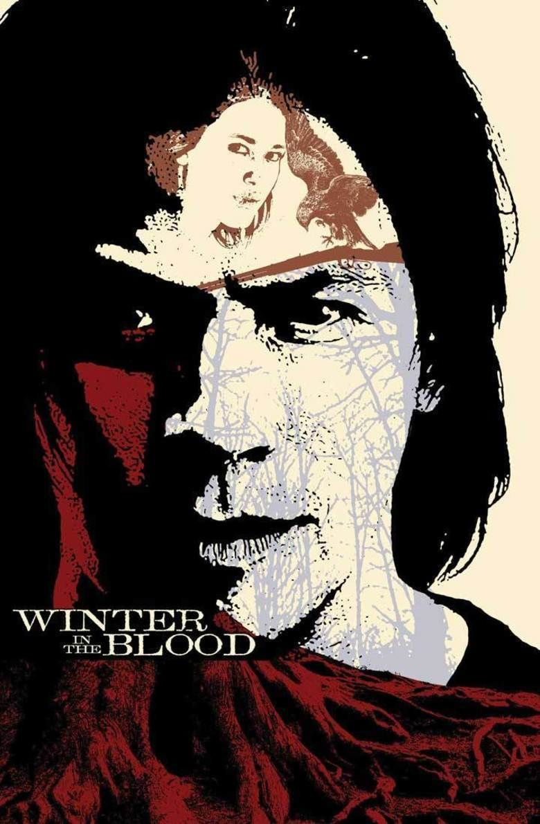 Winter in the Blood (film) movie poster
