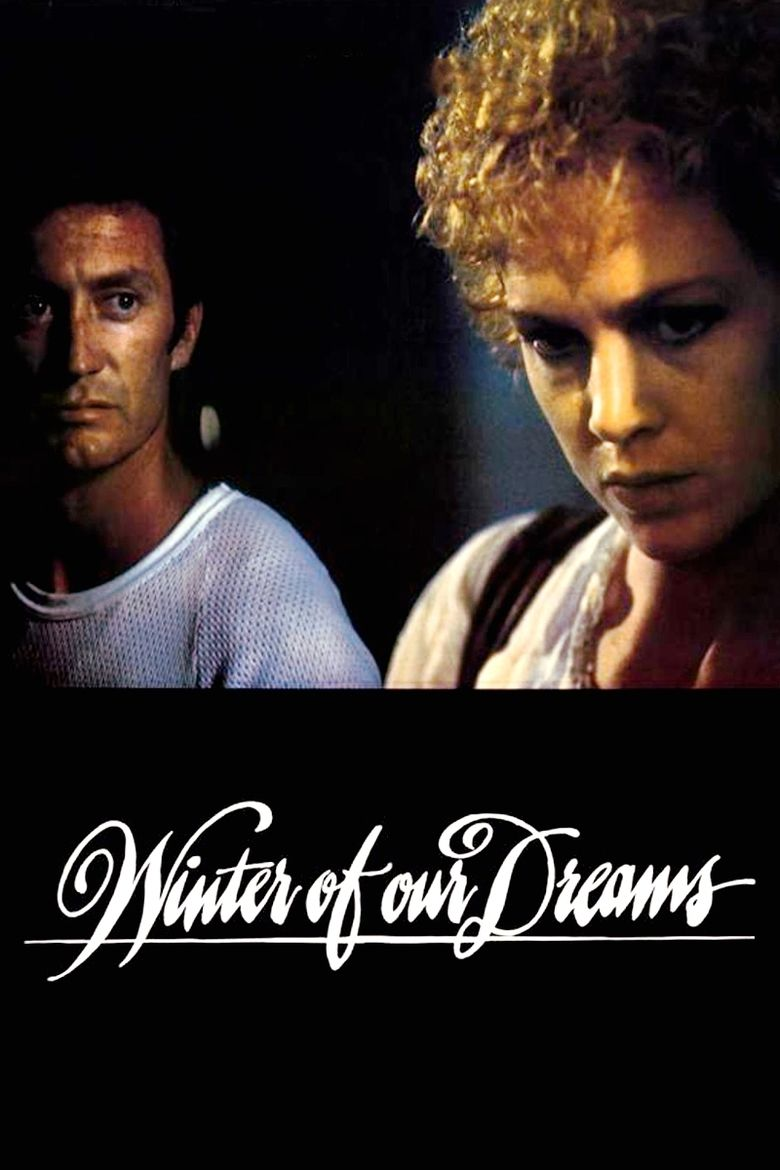 Winter of Our Dreams movie poster