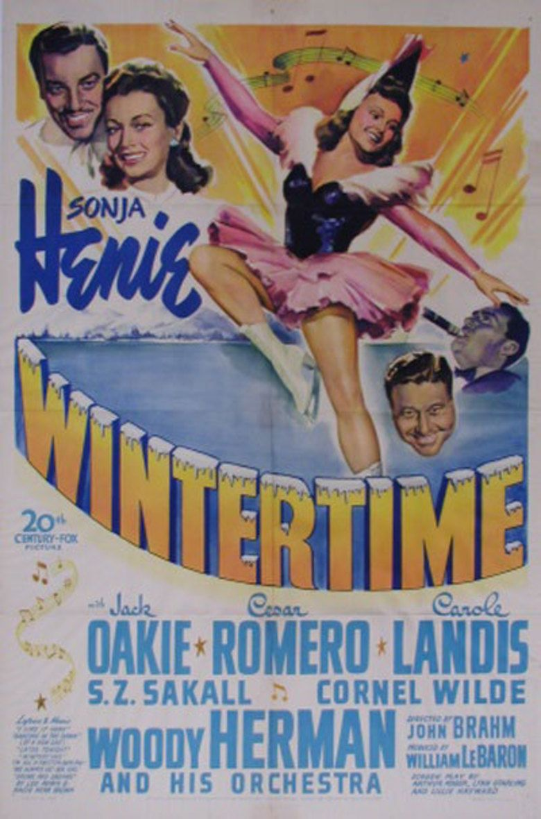 Wintertime movie poster