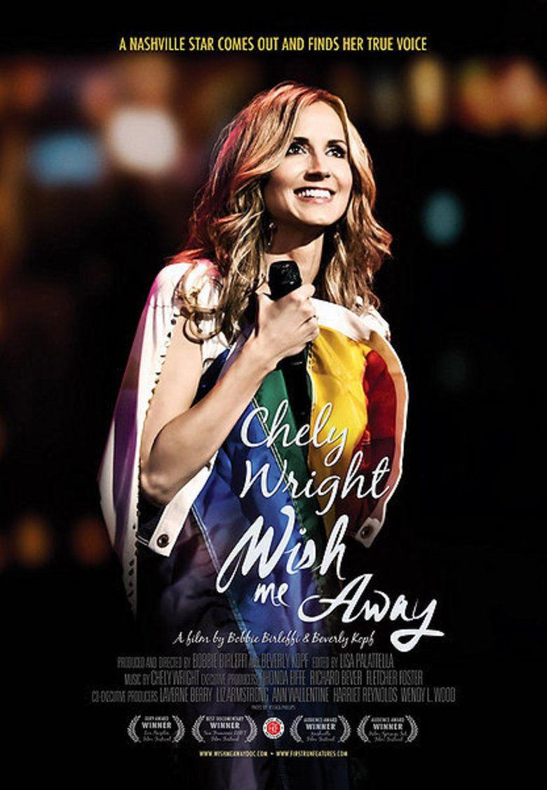 Wish Me Away movie poster