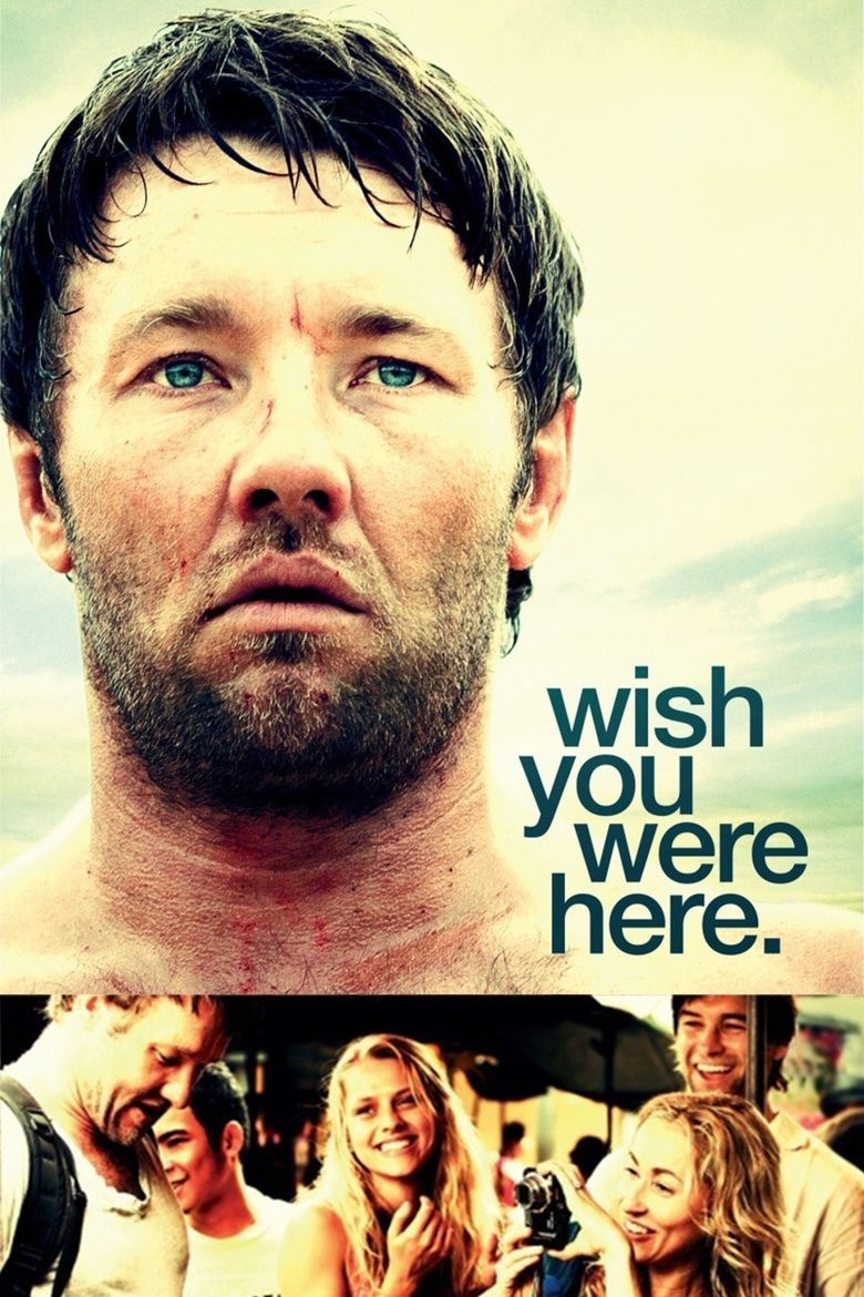 Wish You Were Here (2012 film) movie poster