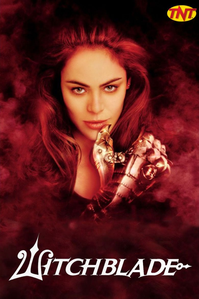 Witchblade (2000 film) movie poster