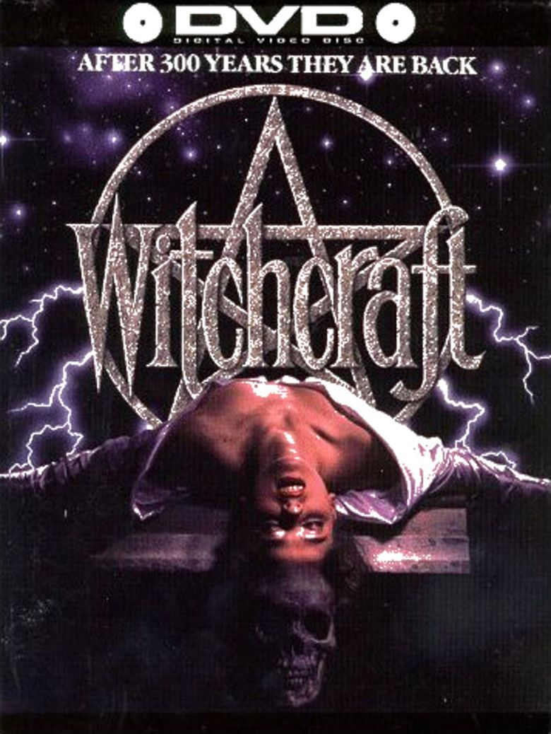 Witchcraft (1988 film) movie poster