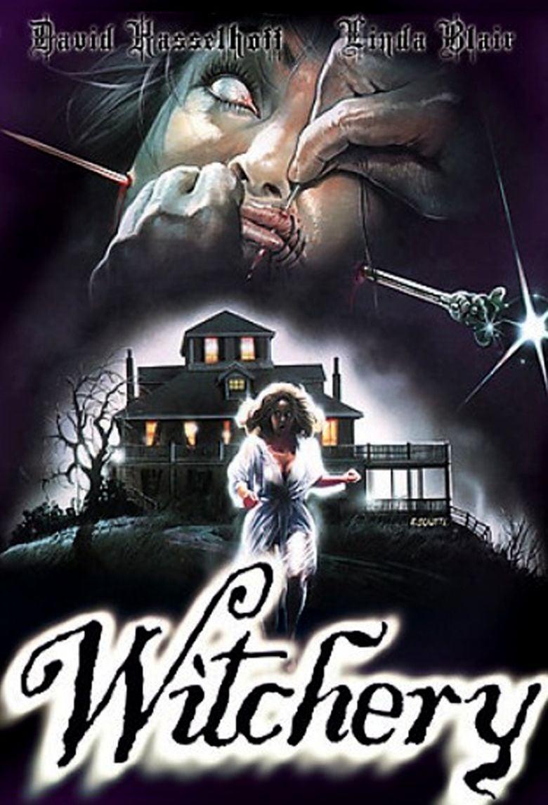 Witchery (film) movie poster