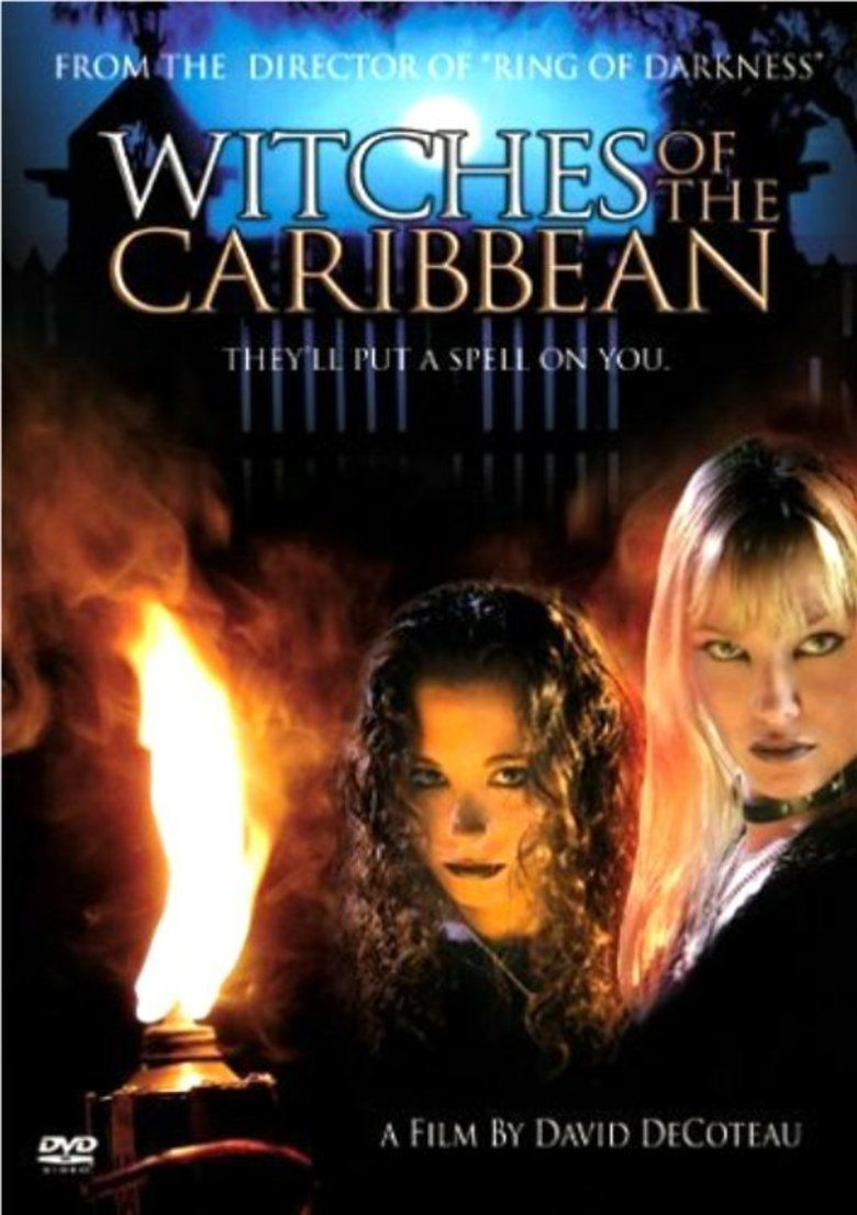 Witches of the Caribbean movie poster