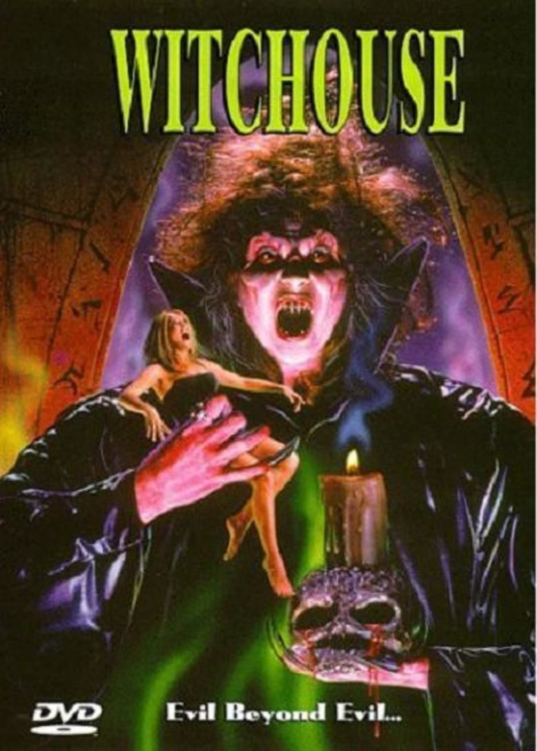 Witchouse movie poster