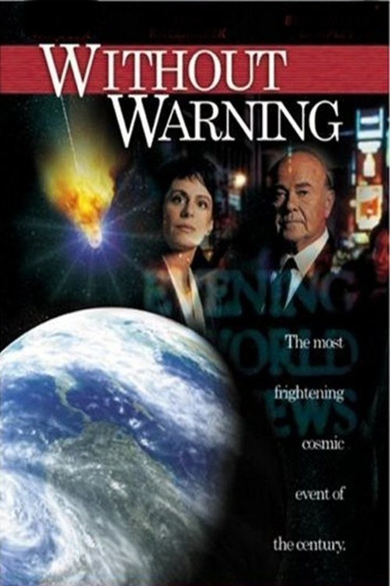 Without Warning (1994 film) movie poster