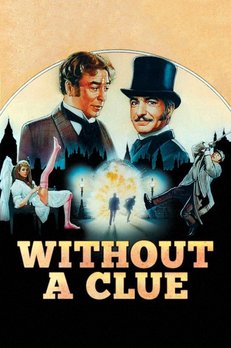 Without a Clue movie poster