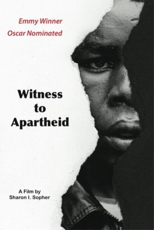 Witness to Apartheid movie poster