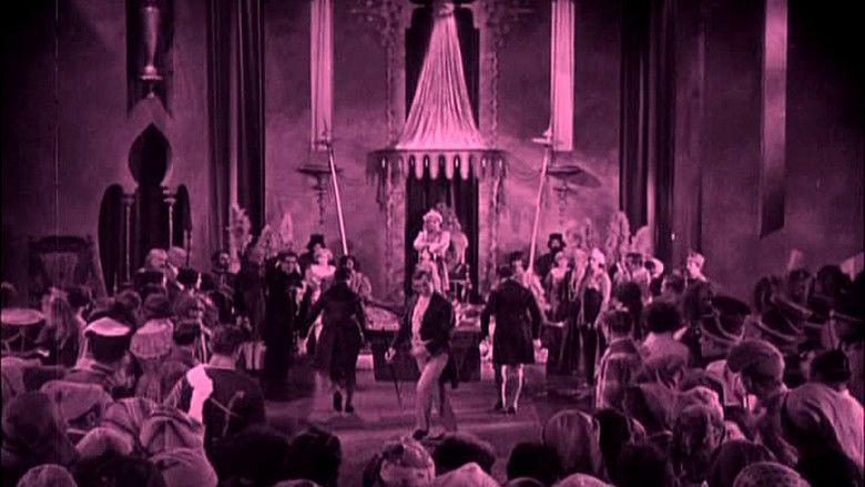 Wizard of Oz (1925 film) movie scenes