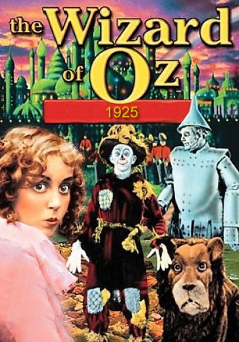 Wizard of Oz (1925 film) movie poster
