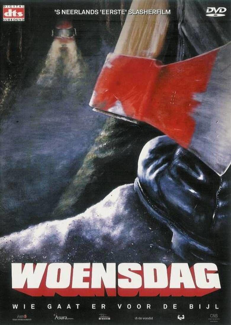 Woensdag movie poster