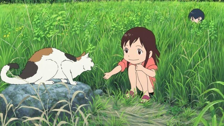 Wolf Children movie scenes