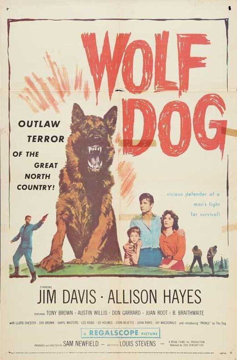Wolf Dog movie poster