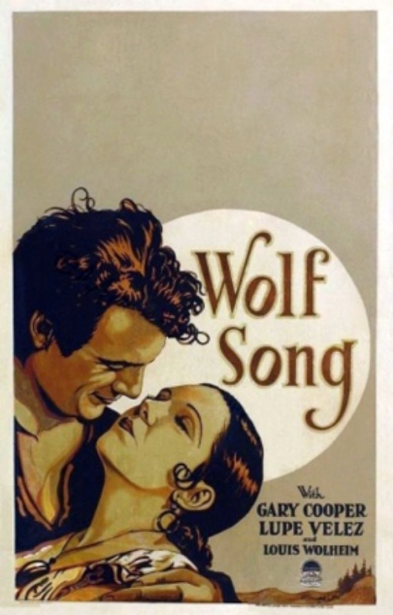 Wolf Song movie poster