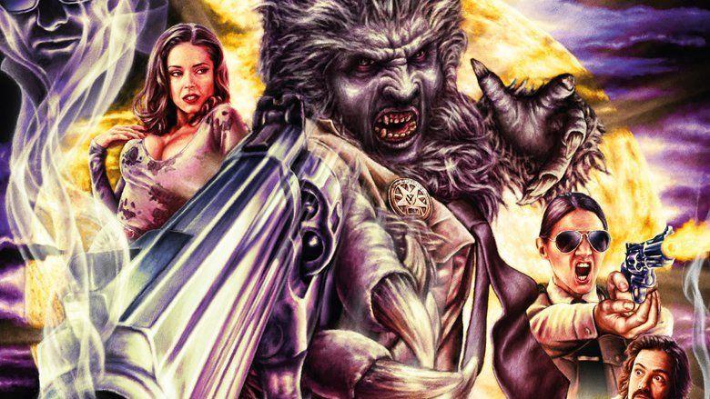 WolfCop movie scenes