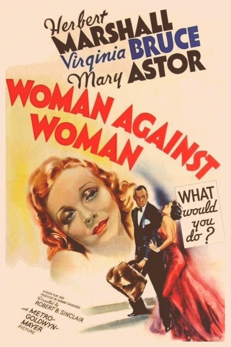 Woman Against Woman movie poster