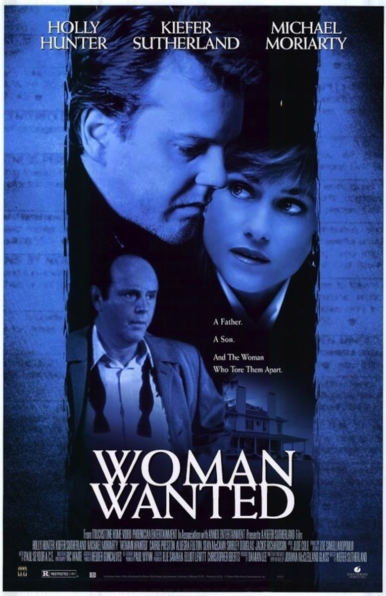 Woman Wanted movie poster