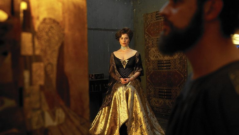 Woman in Gold movie scenes