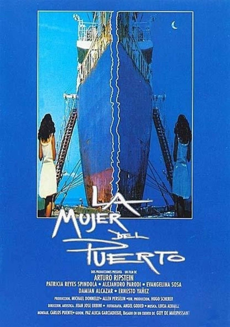 Woman of the Port (1991 film) movie poster