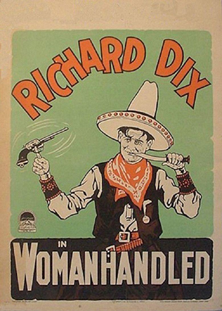 Womanhandled movie poster