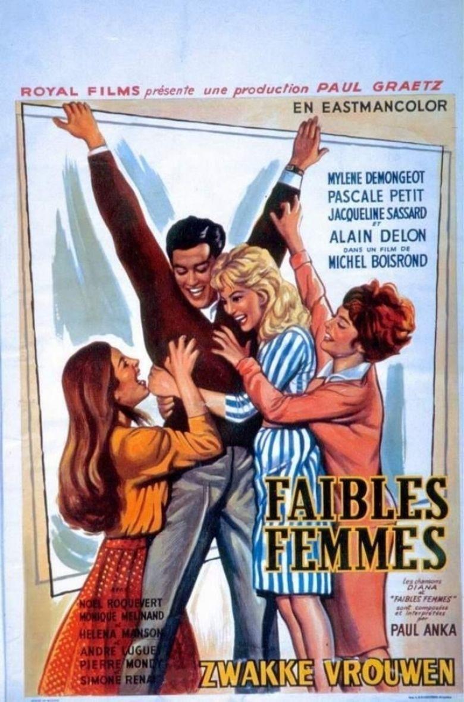 Women Are Weak movie poster