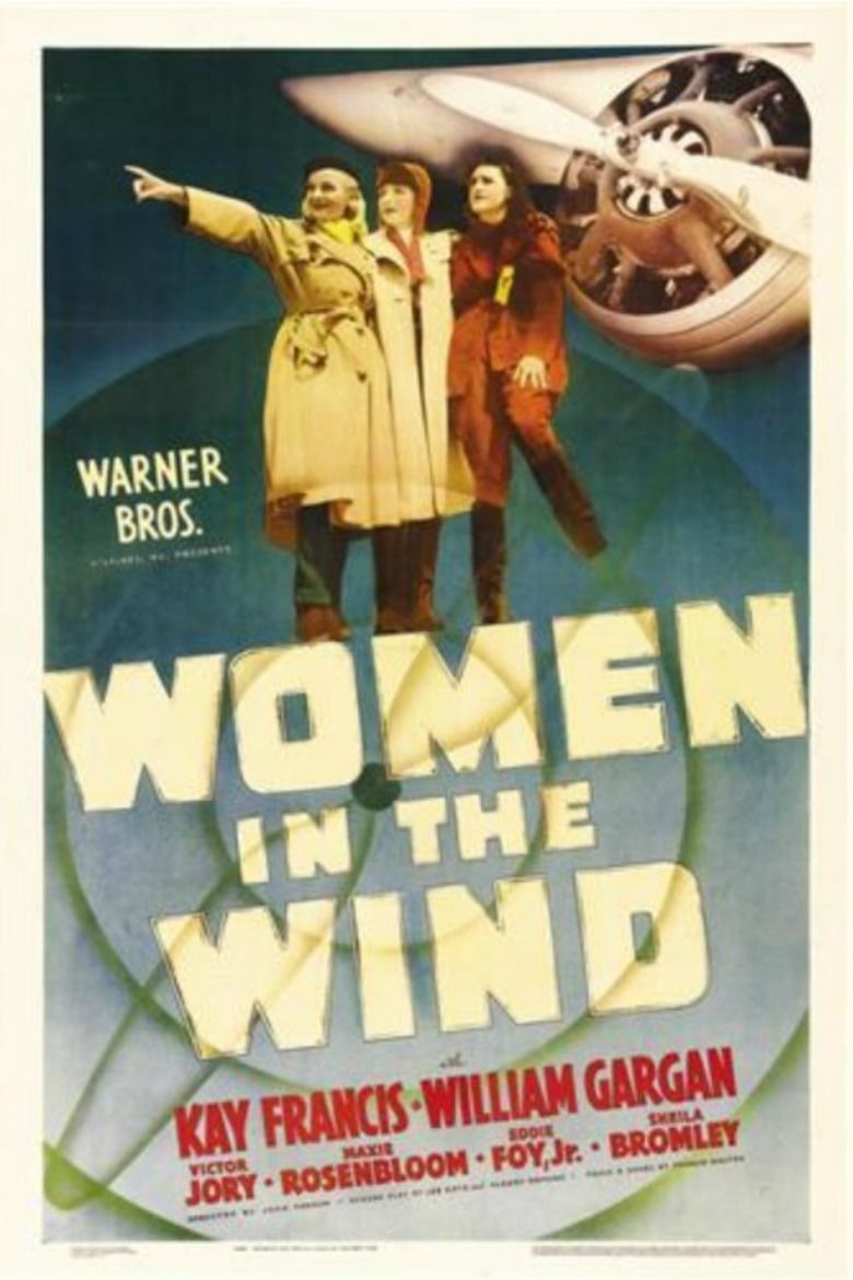 Women in the Wind movie poster
