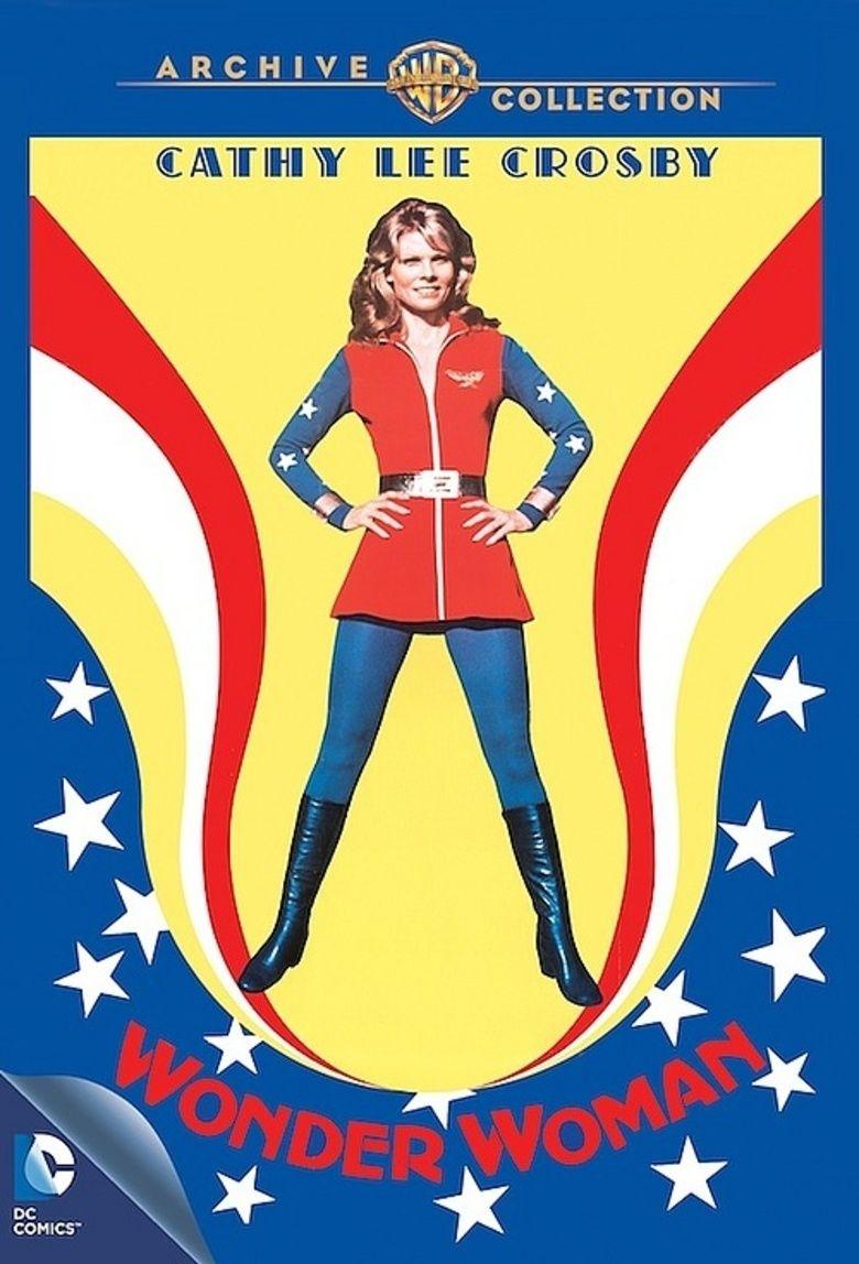 Wonder Woman (1974 film) movie poster