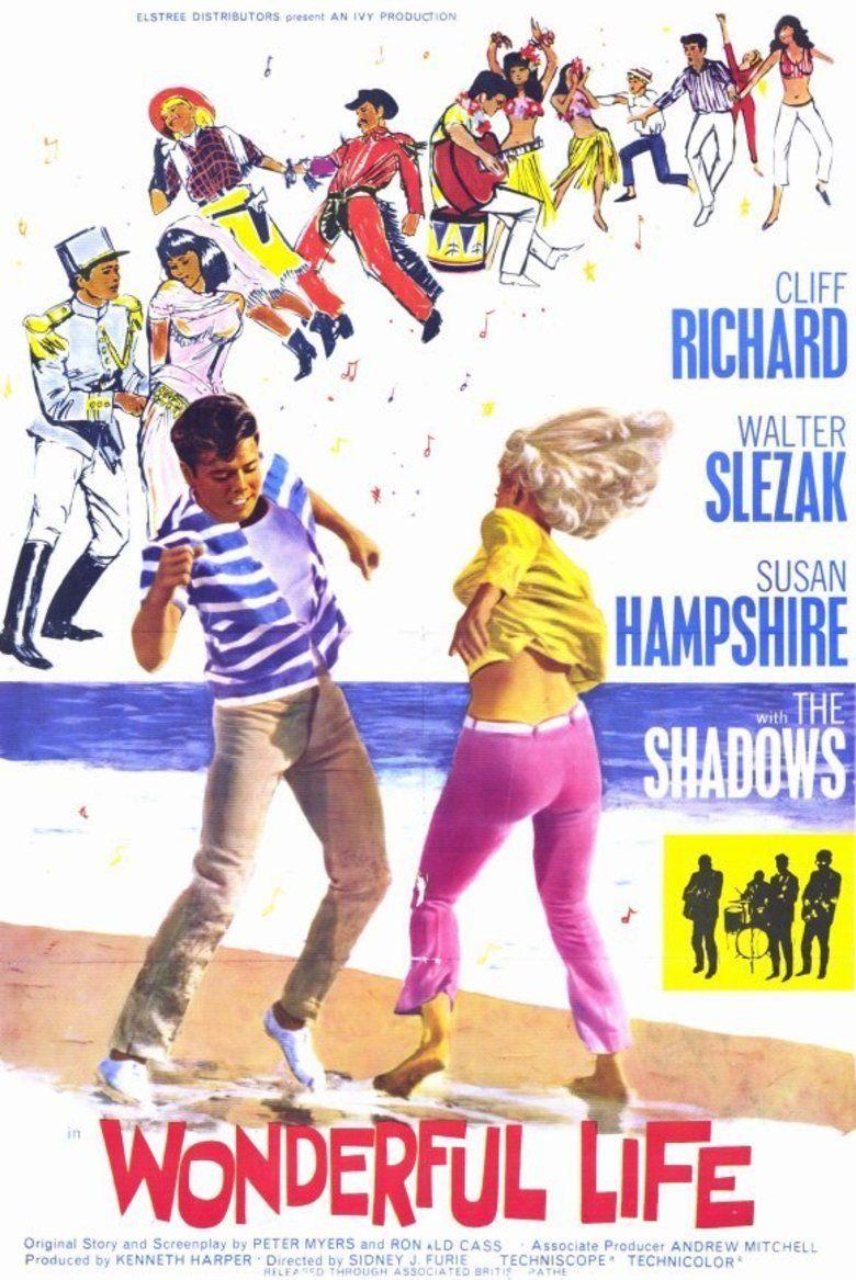 Wonderful Life (1964 film) movie poster