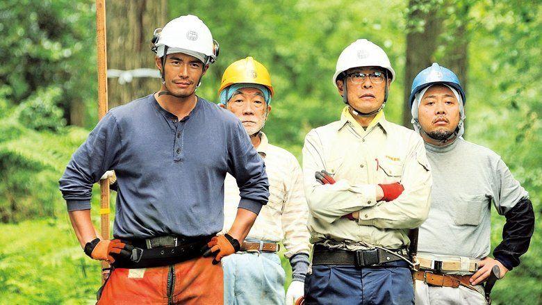 Wood Job! movie scenes