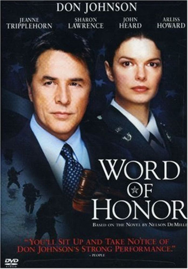 Word of Honor (2003 film) movie poster