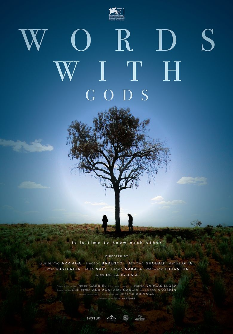 Words with Gods movie poster