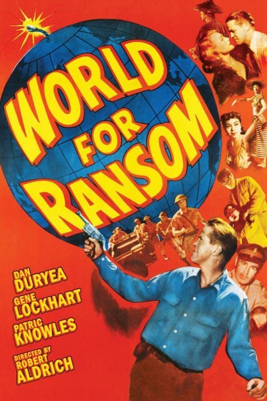 World for Ransom movie poster