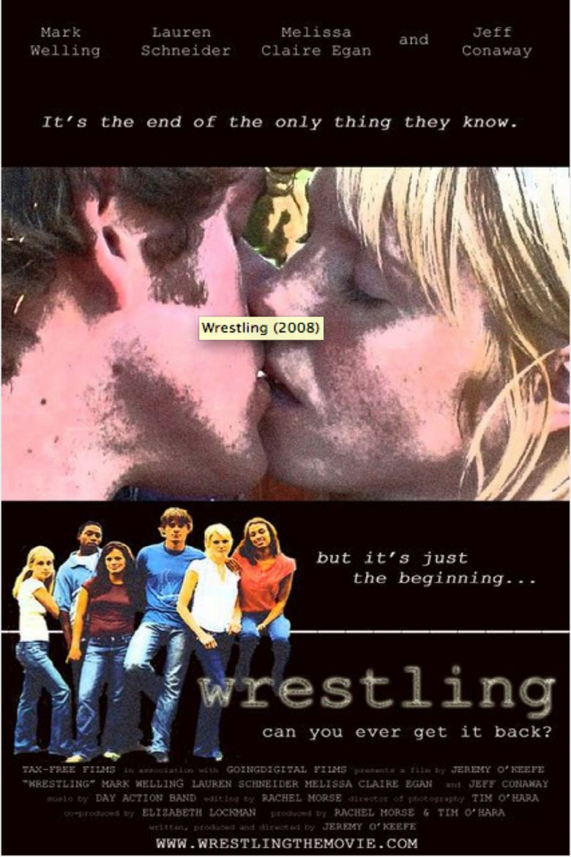 Wrestling (2008 film) movie poster