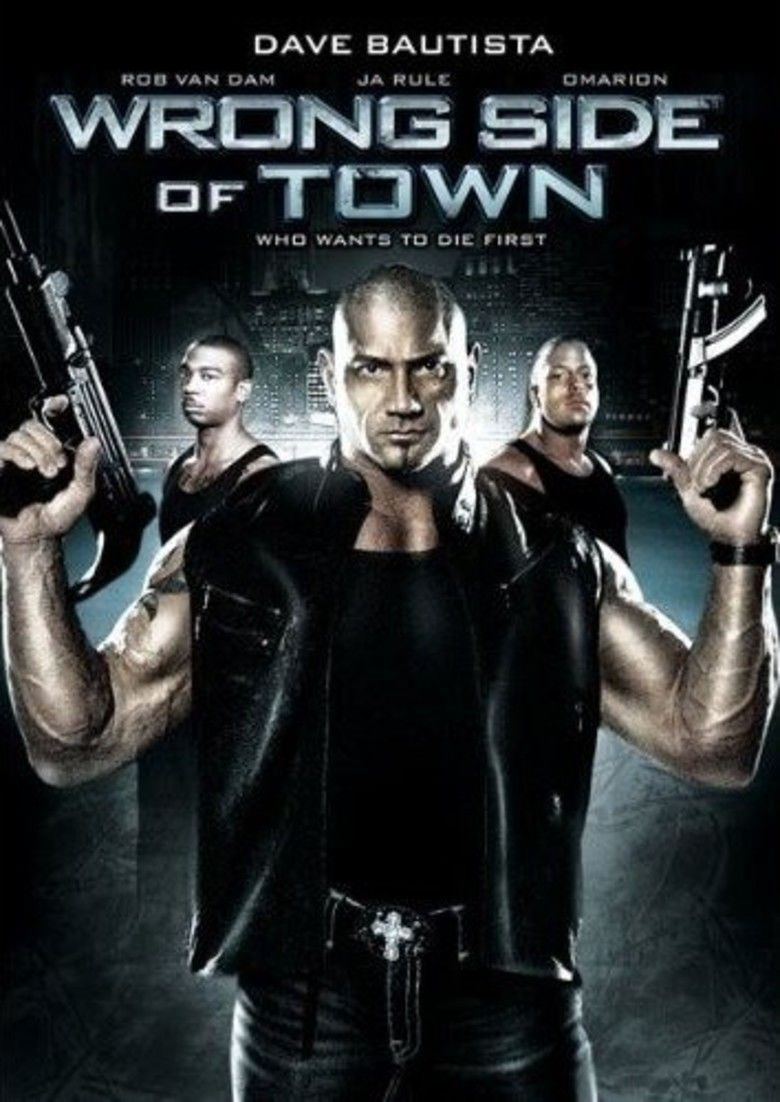 Wrong Side of Town movie poster