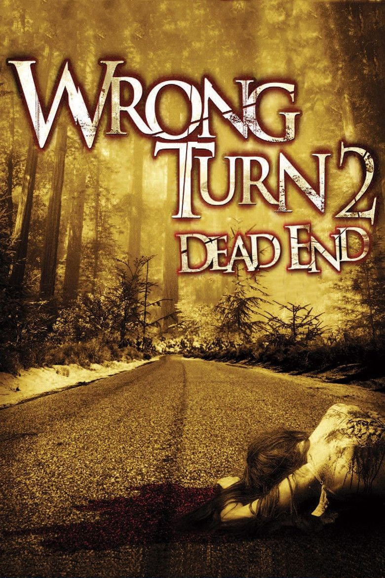 Wrong Turn 2: Dead End movie poster
