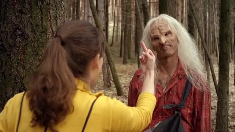 Wrong Turn 5: Bloodlines movie scenes