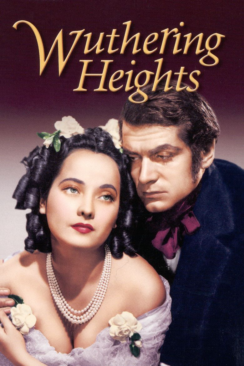 Image result for wuthering heights 1939 POSTER