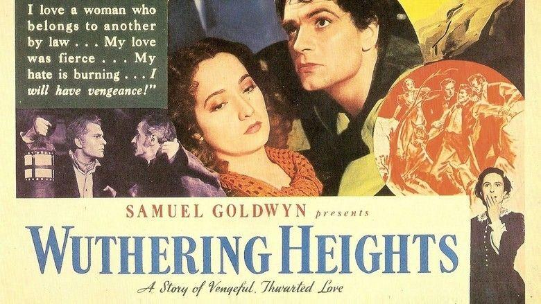 Wuthering Heights (1939 film) scene de film
