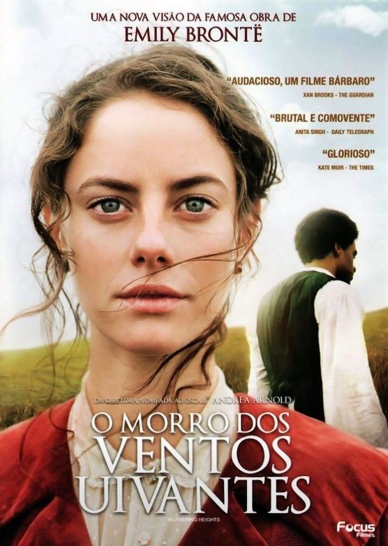 Wuthering Heights (2011 film) movie poster