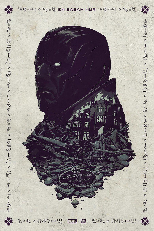 X Men: Apocalypse movie poster