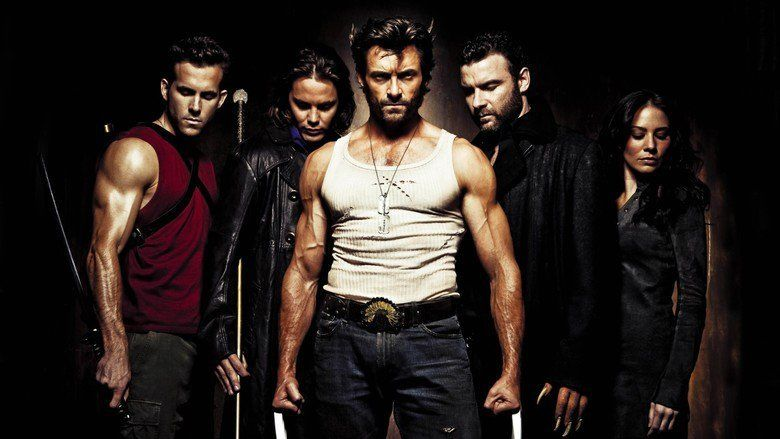 X Men Origins: Wolverine movie scenes