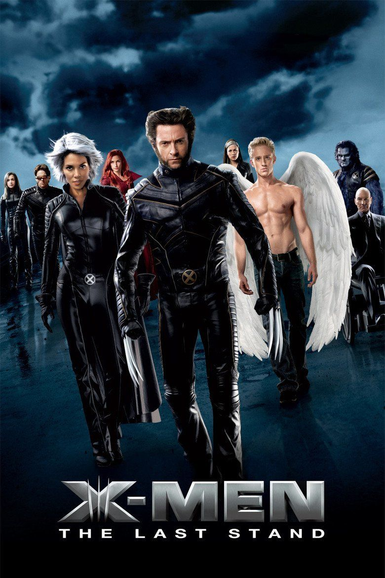 X Men: The Last Stand movie poster