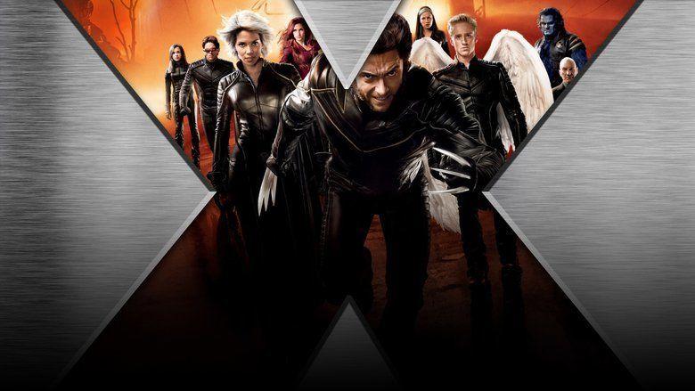 X Men: The Last Stand movie scenes