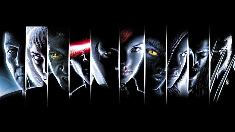 X Men (film) movie scenes