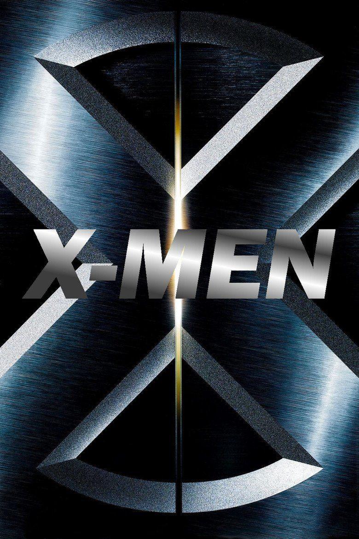 X Men (film) movie poster